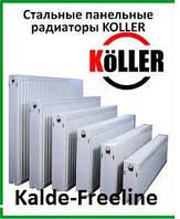 """Стальные радиаторы """"Koller"""""""