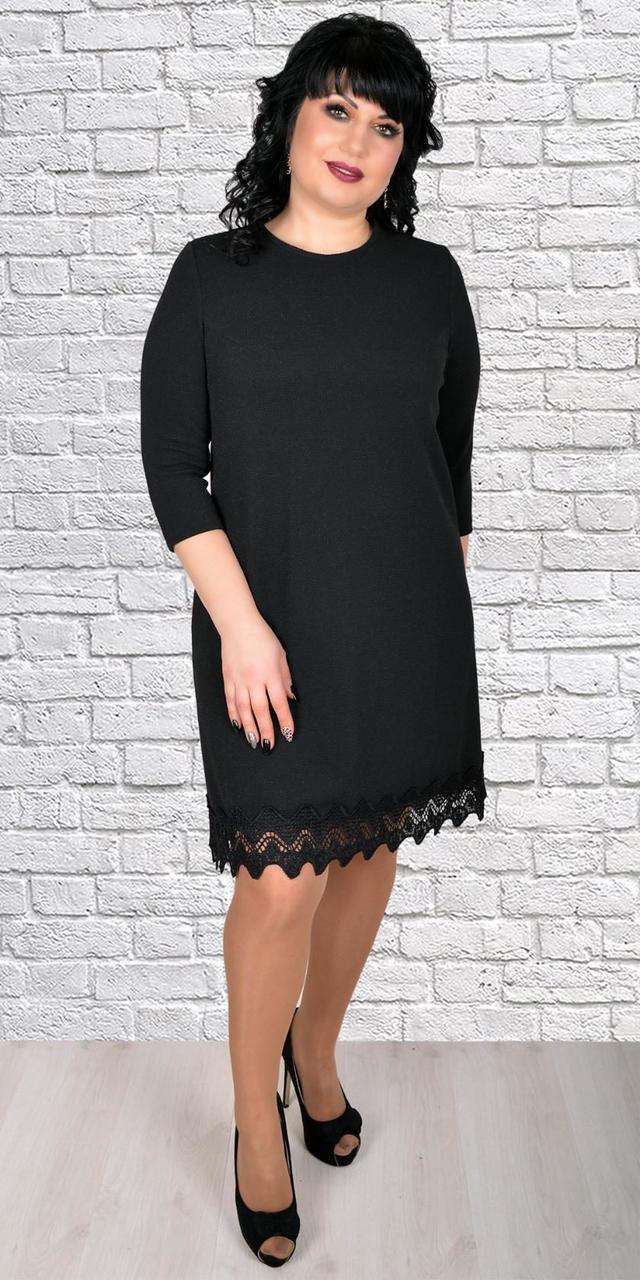 строгие черные платья фото