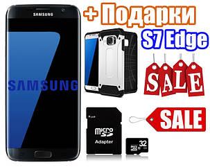Оригинальный Samsung Galaxy S7 Edge Флагманский смартфон с отличной камерой и мощным процессором