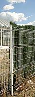 Столбы для панельного забора из сетки 2500, 80*40*2