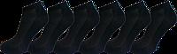 """Чоловічі шкарпетки сітка чорні """"lomani"""""""