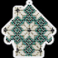 Набор для вышивания бисером на пластиковой основе FLPL-014