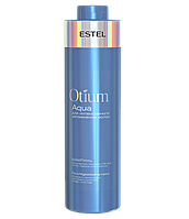 Безсульфатный шампунь для интенсивного увлажнения волос, 1000 мл Estel Otium Aqua Mild