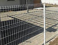 Столбы для панельного забора из сетки 1250, 60*40*1,5