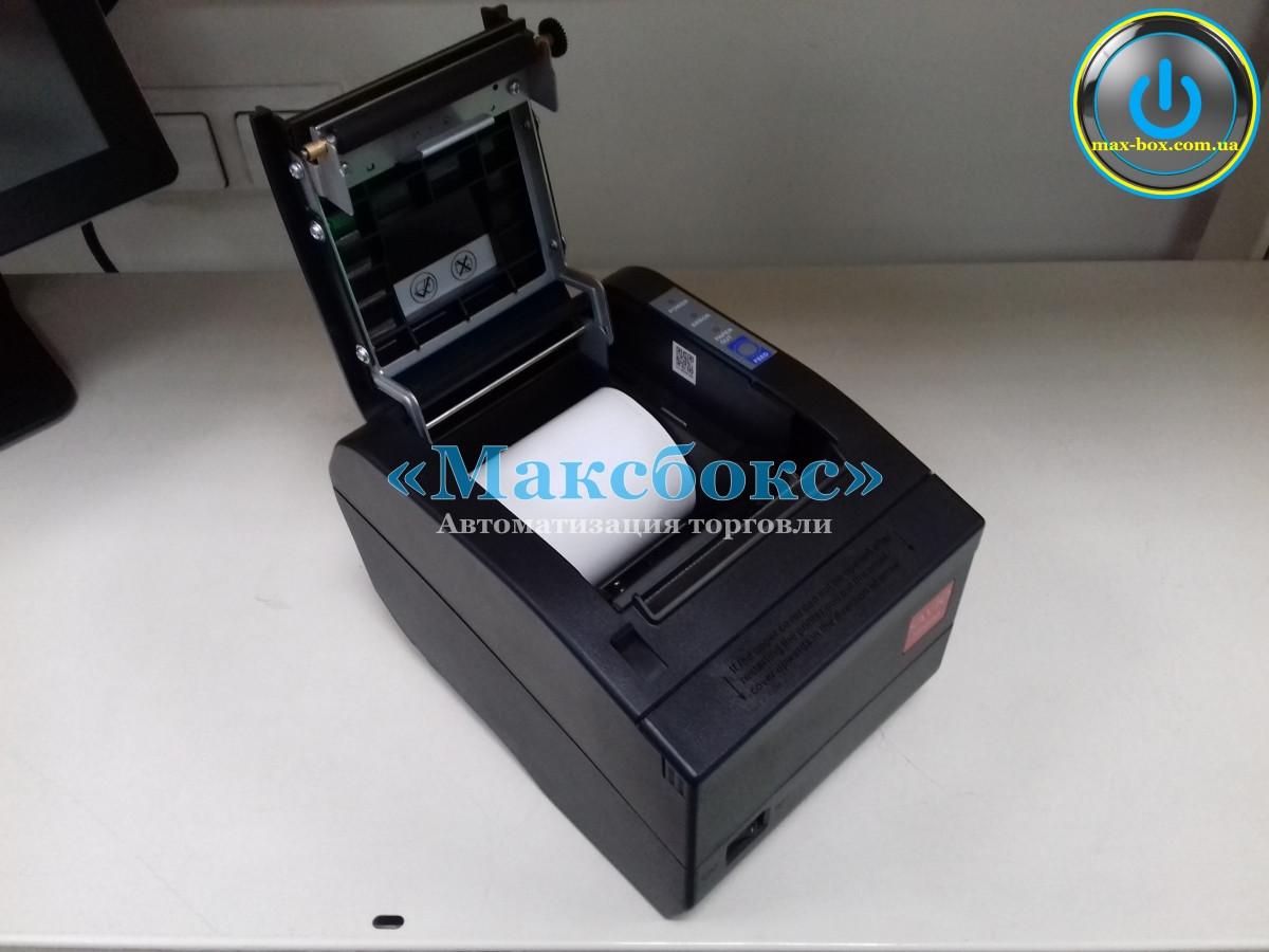Настільний принтер друку чеків – Savio TP 800 USB + RS