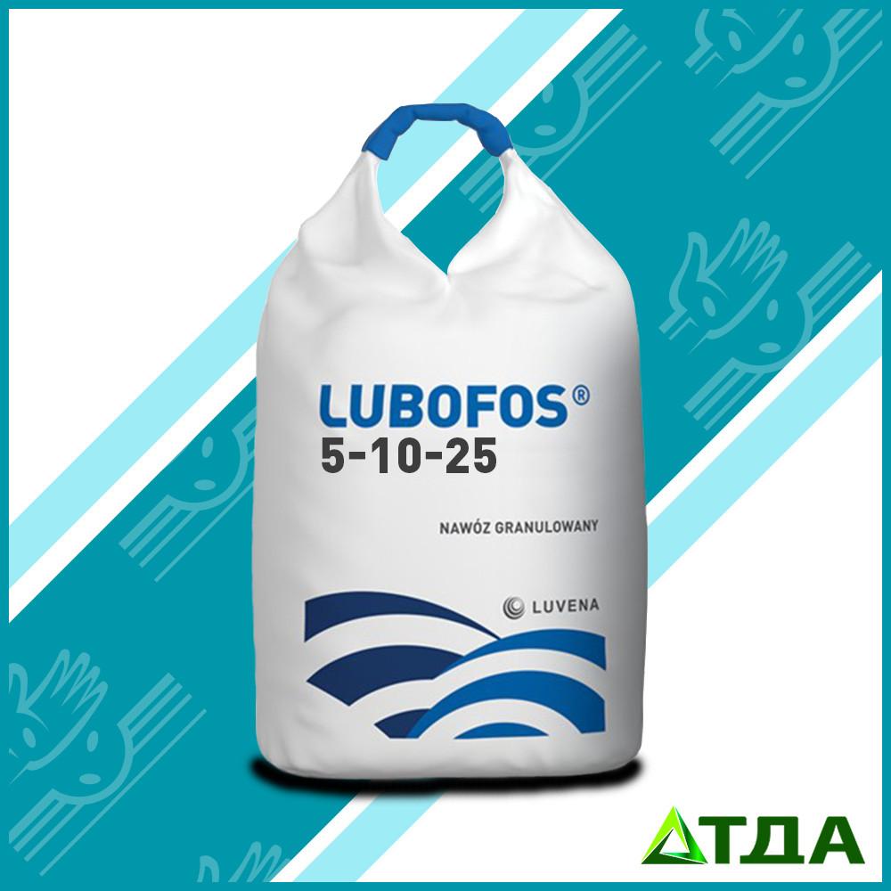 Универсальное основное удобрение Любофос 5-10-25