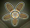 Люстра потолочная Led YR-9986/51