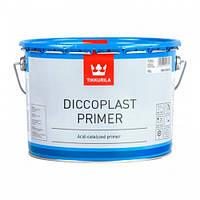Меблевий грунт Tikkurila Diccoplast Primer Дікопласт Праймер  3л Білий
