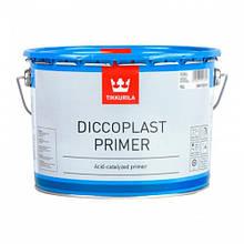 Меблевий грунт Tikkurila Diccoplast Primer Дікопласт Праймер (3 л) Білий