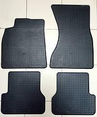 Коврики автомобильные для Audi A6 2014- г. резиновые Stingray Чехия