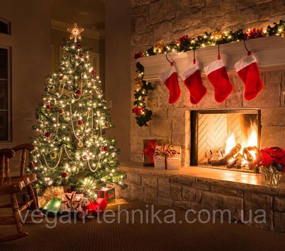 График работы в Новогодние и Рождественские дни