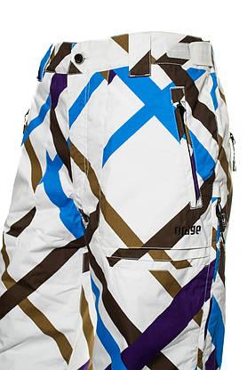 Чоловічі гірськолижні штани Orage Steven Pant White M, фото 2