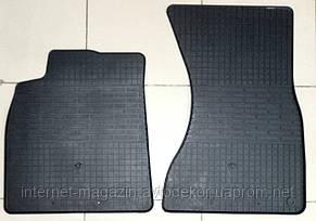 Коврики передние для Audi A6 2014- г. резиновые Stingray Чехия
