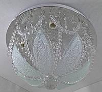 Люстра потолочная с цветной Led подсветкой и автоматическим отключением YR-6115/350, фото 1