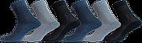 """Чоловічі шкарпетки сітка ХБ """"lomani"""""""