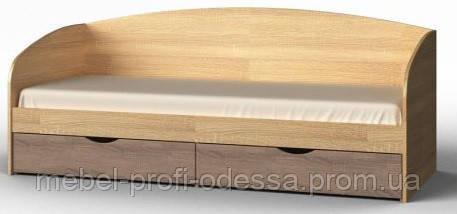 Кровать односпальная Комфорт Эверест 1940х850х800