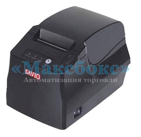 Принтер чековый настольный Savio TP 580 USB + Ethernet
