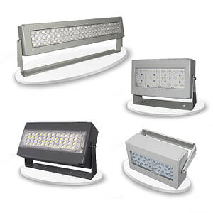 ODSK - Светодиодные прожектора для производственных помещений и внешнего освещения, IP 67