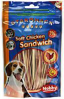 Ласощі Starsnack Soft Chicken Sandwicn для собак 70 гр