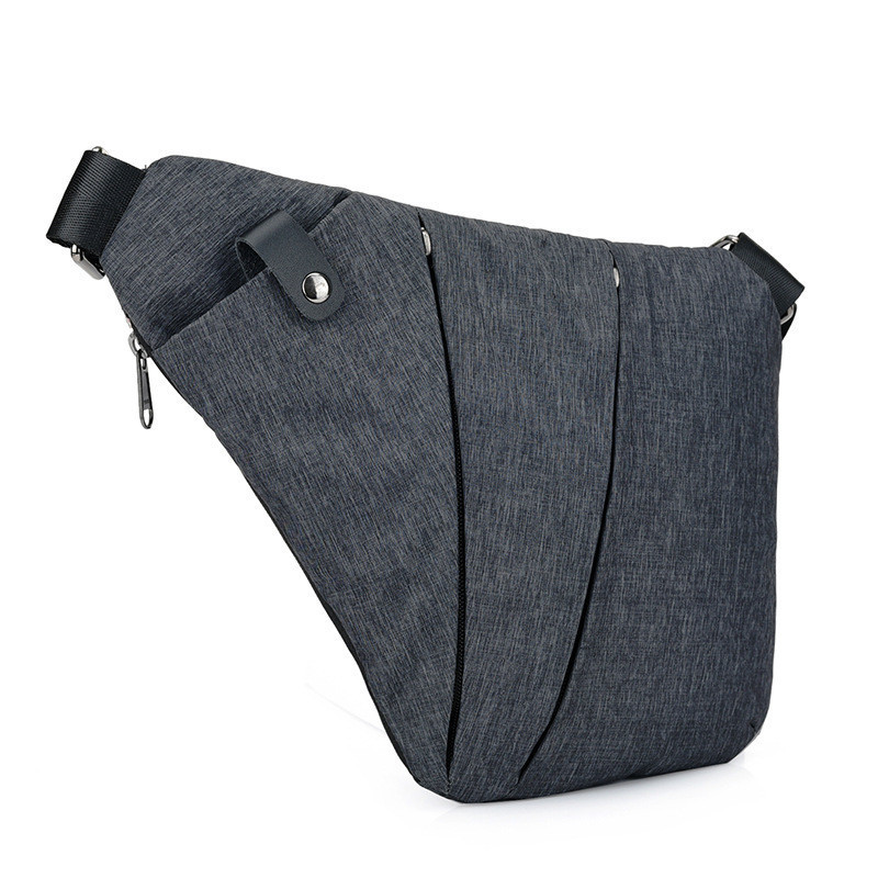 dbcce1cd0ac1 Мужская сумка Cross Body / Сумка Мессенджер Fino(серый) - maxi-trand.