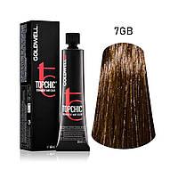 Крем-краска Topchic 7-GB 60 мл Goldwell, фото 1