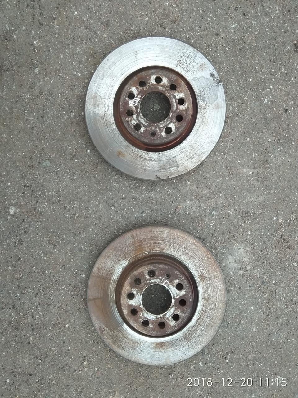 Тормозные диски пассат б6