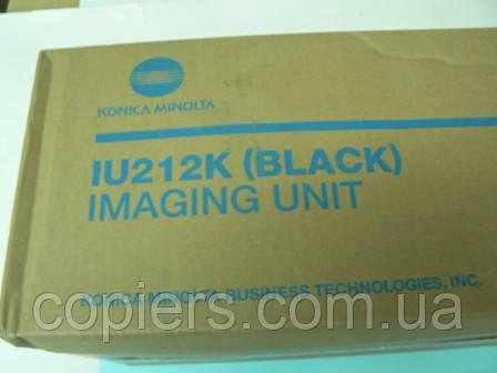 IU212 K Drum Unit Bizhub C200 A0DE01F оригинал, iu-212 k