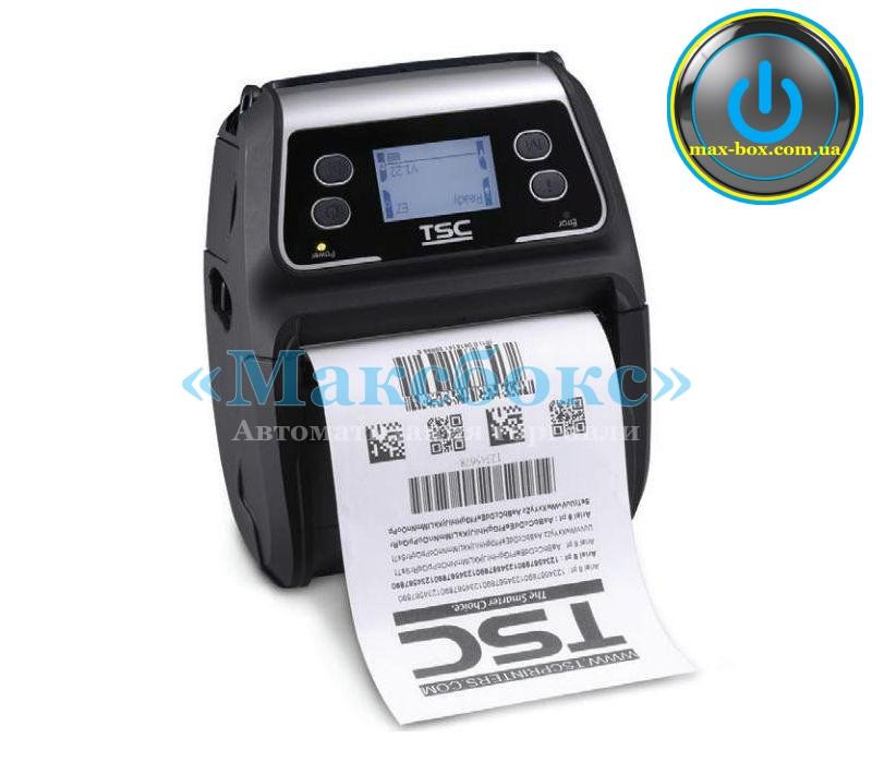 Мобильный принтер печати этикеток ALPHA - 4 L DT+LCD TSC (Тайвань)