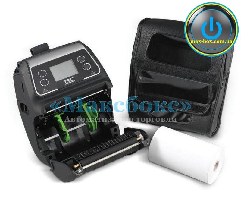 Мобільний принтер термоетикетки ALPHA - 4L BT TSC (Тайвань)