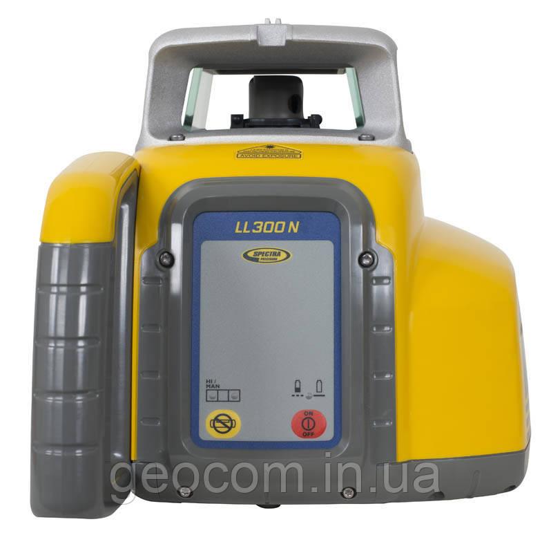 Ротационный построитель плоскости Spectra Precision LL300+HR320/LL300+HL450/LL300-All in One