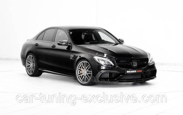 BRABUS Body kit for Mercedes C-class W205