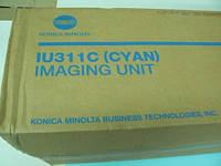 Imaging Unit (IU311) Cyan, Konica Minolta Bizhub C 352/ C 300 , 45t, оригинал