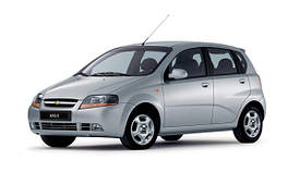 Daewoo Aveo (2002 - 2005)
