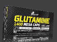 Олимп L-Glutamine Mega 1400 120k