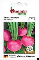 Насіння редьки Червона зимова (3г) Садиба Центр