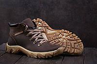 Ботинки Twics К2 (Columbia) (зима, мужские, кожа)