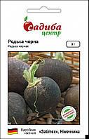 Насіння редьки Чорна зимова (3г) Садиба Центр