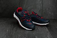Кроссовки мужские синие Реплика Nike Air Max, фото 1