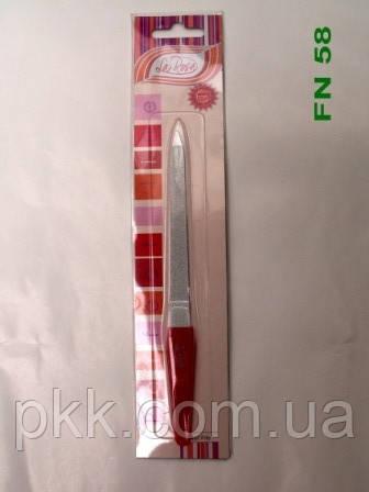 Пилочка для ногтей La Rosaбольшая 58 NF