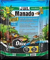 Аквариумный грунт JBL Manado dark 3 л для аквариума 10-20 литров код 6703500