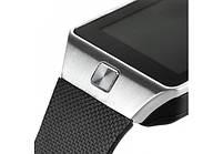 Смарт-часы UWatch DZ09 Silver, фото 4