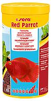 Sera red parrot - корм д/риб Червоний папуга  1000 мл.