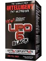 Nutrex Lipo 6 black Ultra Con V2/60 cap РАСПРОДАЖА ( строк годности: до 03.2018)