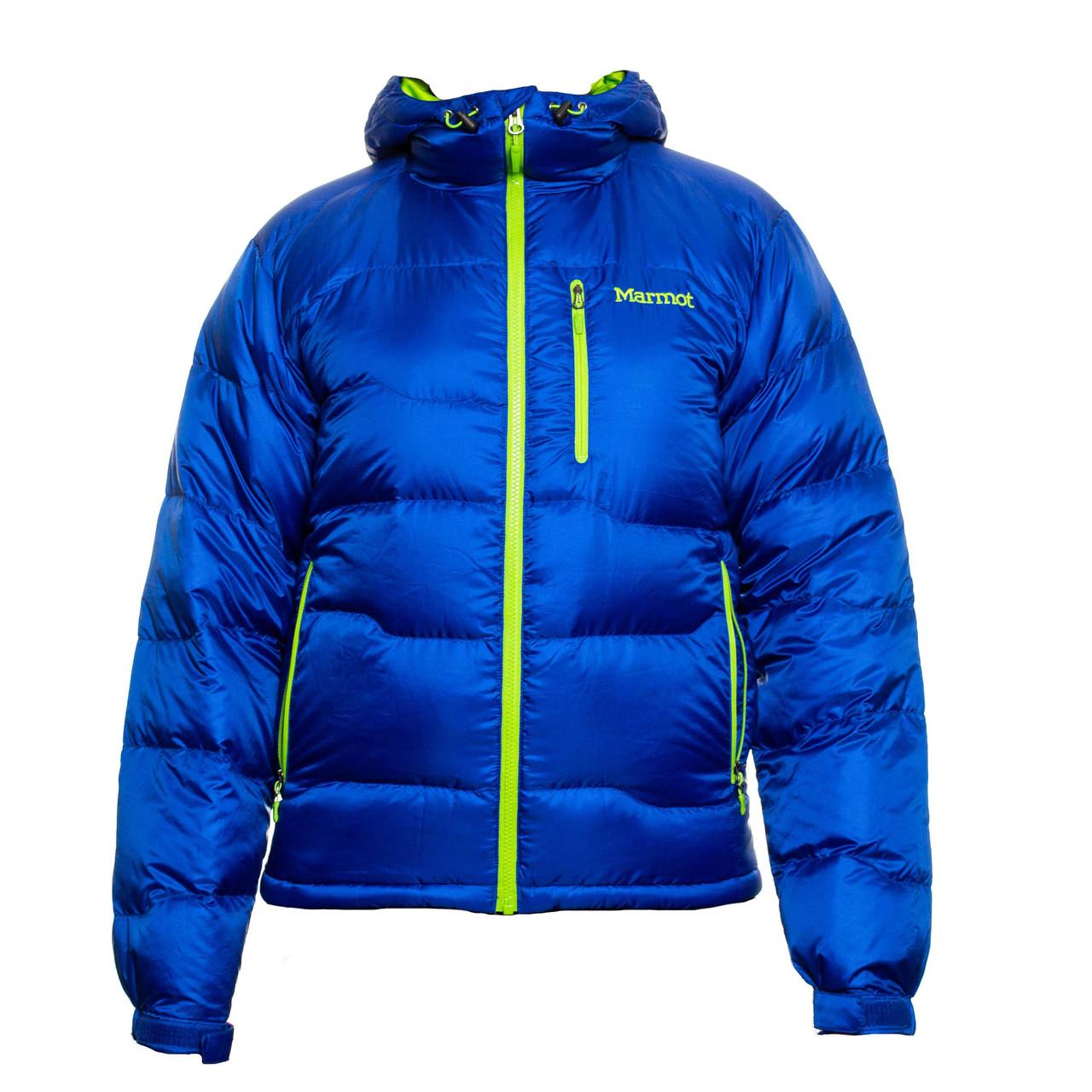 Чоловіча куртка Marmot Ama Dablam Blue S