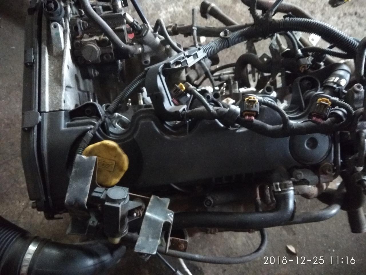 Двигатель 1.9 тди опель вектра ц