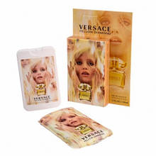 Парфюм в чехле Versace Yelloow Diamond 50ml