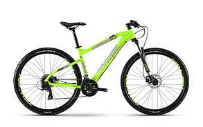 "Велосипед Haibike Seet HardNine 2.0, 29"", Рама 55 см, 2018, лайм"