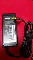Блок питания для ноутбука Lenovo 20V, 3.25A, 65W, USB+pin (Square 5 Pin DC Plug), black (без кабеля!)