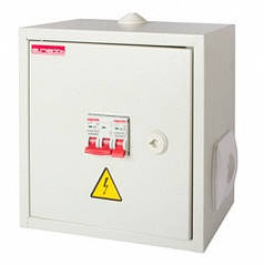 Ящик з понижуючим трансформатором ЯТП-0,25 220/12В IP31