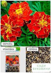 Бархатцы 'Кармен' (Зипер) ТМ 'Весна' 2г